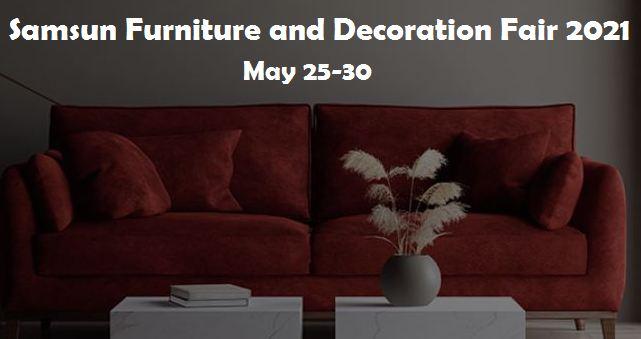 Samsun Furniture and Decoration Fair 2021 2