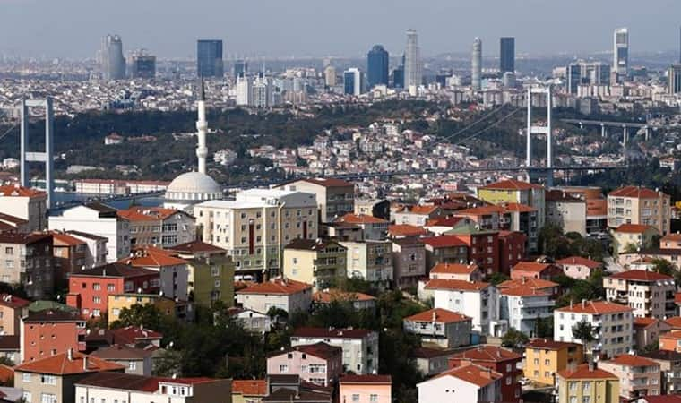 5 districts with the highest rental prices in Istanbul 1
