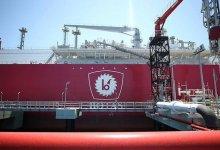 Turkey's first LNG ship Ertugrul Gazi arrived in Turkey 3