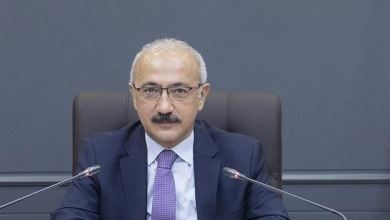 Turkish economy to grow by 5% in Q1: Finance minister 24