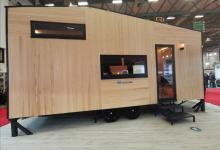 "Nestavilla started production of ""Tiny house"" 4"