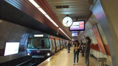 New departure times from Istanbul Metro 6