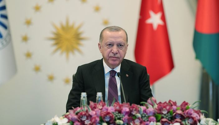 Turkish president pushes idea of Islamic megabank 1