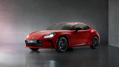 Toyota introduces sports car new GR 86 24