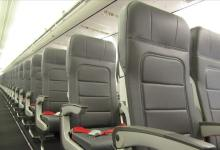 Domestic manufacturer TSI Seats made the first delivery of the seats produced for AnadoluJet 3