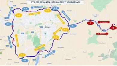 Speedy highway is build around Ankara and Kirikkale 8