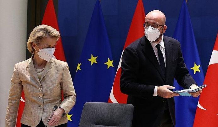 Big progress in Turkey-EU ties expected during visit 1
