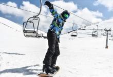 Season gets longer at 'ski center of the Mediterranean' Yedikuyular 10
