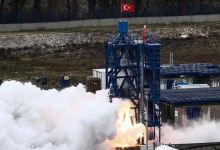 Turkey's hybrid engine for moon mission passes 1st test 2