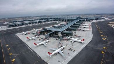 Turkey's airports serve 17.7M passengers in Q1 6