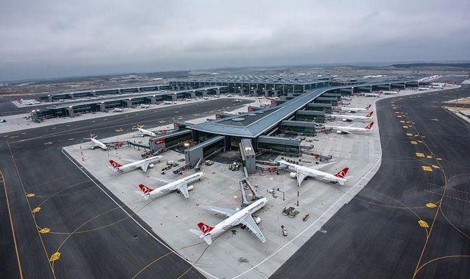 Turkey's airports serve 17.7M passengers in Q1 1