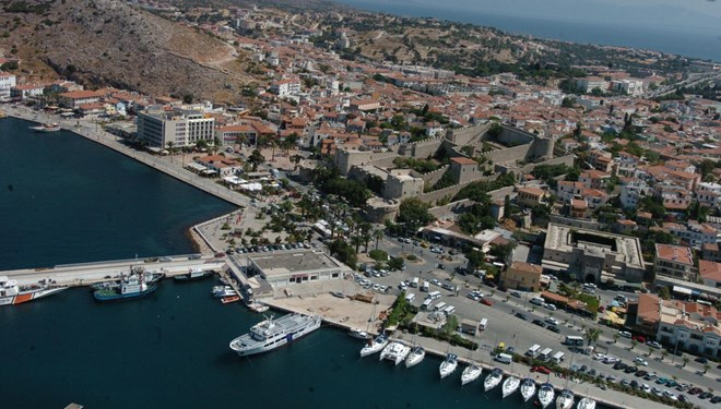 Housing and land prices increased 2.5 times in Cesme 1