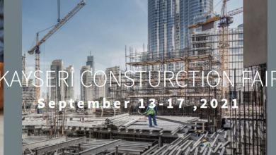 Kayseri Construction Fair 1