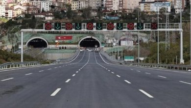 The project to ease the traffic of Mahmutbey is put into service 23