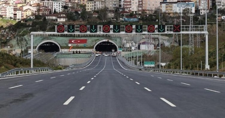The project to ease the traffic of Mahmutbey is put into service 1