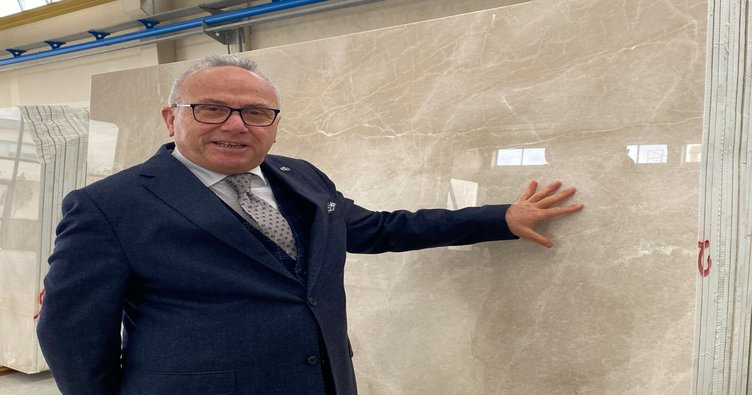 Turkey's natural stone exports to China increased by 41% 1