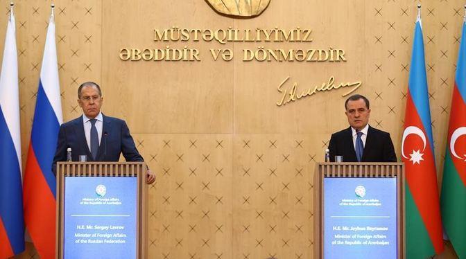 Peace in Nagorno-Karabakh can unlock region's economic potential: Lavrov 1