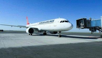 THY made its first flight to Turkistan 27