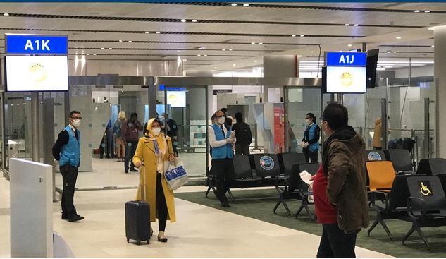 Turkey: Air passenger traffic at 24M in January-April 1