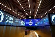 Turkey's Borsa Istanbul up at Tuesday's close 11