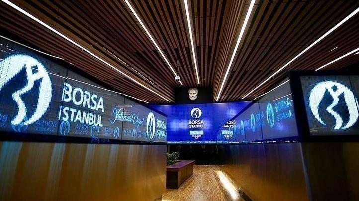 Turkey's Borsa Istanbul up at Tuesday's close 1