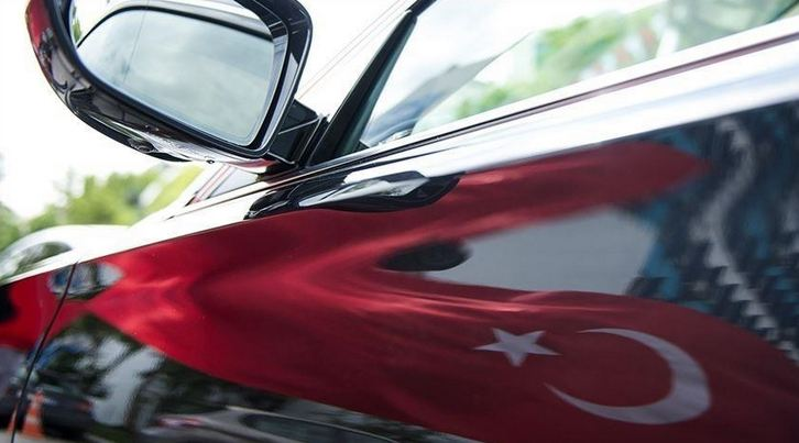 Road motor vehicle registrations in Turkey up in April 1