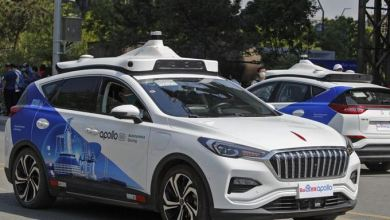 Baidu rolls out paid driverless taxi service in Beijing 9