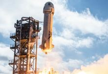Blue Origin auctions seat on first spaceflight with Jeff Bezos for $28 million 21