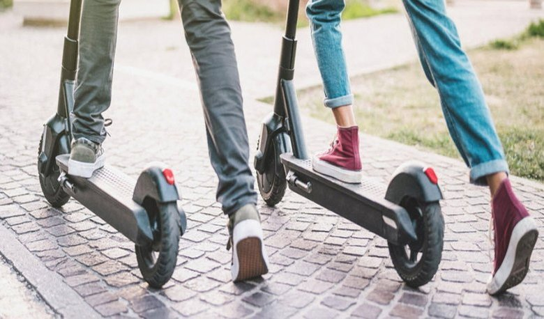 E-scooter management authorization certificate was given to 5 companies 1