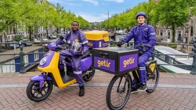 Getir started service in Amsterdam 8