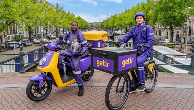 Getir started service in Amsterdam 1