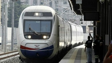 High-speed train from Turkey between Istanbul and Ankara, travel time will be shortened by 35 minutes 7