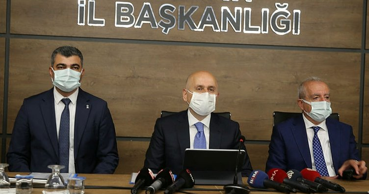 Karaismailoglu: With Kanal Istanbul, our middle corridor target will become stronger 1