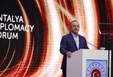 1st annual meeting of Antalya Diplomacy Forum in Turkey held 'successfully' 10