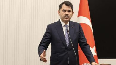 Turkish environment minister dubs climate change a 'pandemic' 7