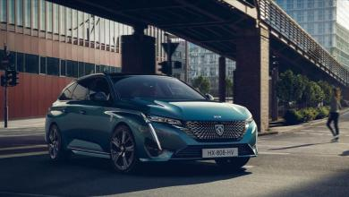 Peugeot introduces the new 308 SW 9