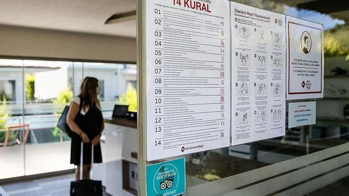 Thousands of facilities, vehicles in Turkey receive Safe Tourism Certificate 1