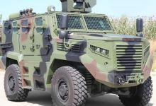 Turkey's armored vehicles make inroads in Africa 2