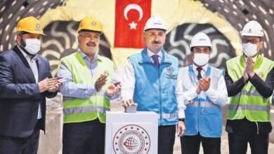 Istanbul's rail system network will reach 354.3 km in 2023 9