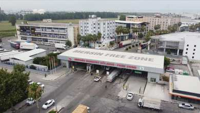 The 6-month trade volume of Mersin Free Zone reached $1.5 billion 7