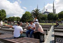 Arabs help plug Turkey's tourist gap as Britons still barred 10
