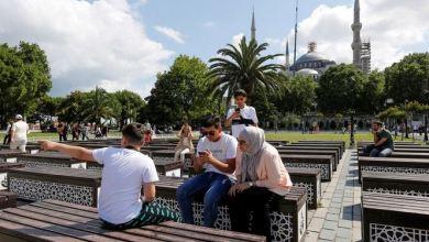 Arabs help plug Turkey's tourist gap as Britons still barred 9