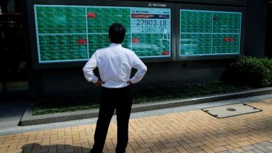 Asia shares fall as investors eye rising COVID-19 cases, Afghan crisis 6