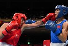 Olympics-Boxing-Turkey's Surmeneli wins women's welterweight gold 2