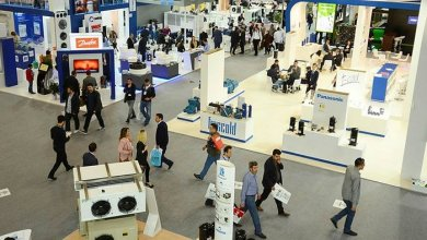 Fairs held in Turkey are flooded with foreigners 6