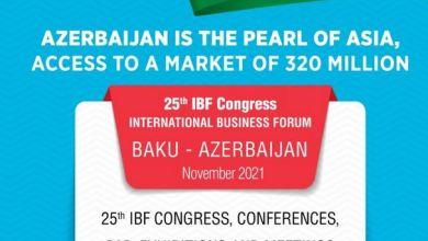 25th International Business Forum (IBF) 26