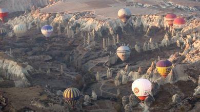 International hot air balloon festival starts in Cappadocia, Turkey 9