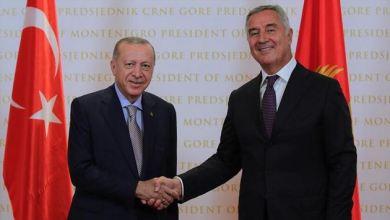 Turkey, Montenegro target $250 million trade volume: Erdoğan 7