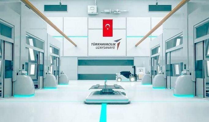 Turkish aviation firm TAI eyes place among global top 10 1