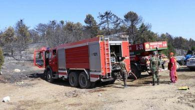 Azerbaijan sending new team to help Turkey fight wildfires 6